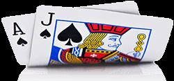 Verschillende blackjack spellen